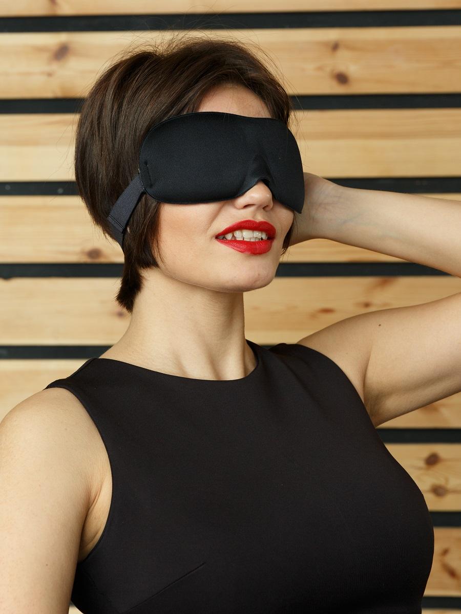 Расслабляющая турмалиновая маска для глаз (jade stones) без подогрева