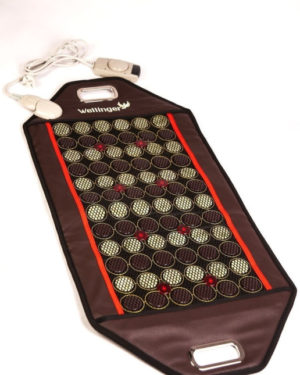 Фотонно-нефритовый турмалиновый нагревательный коврик / тепловой коврик с турмалином